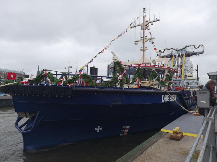 Feuerlöschboot Dresden