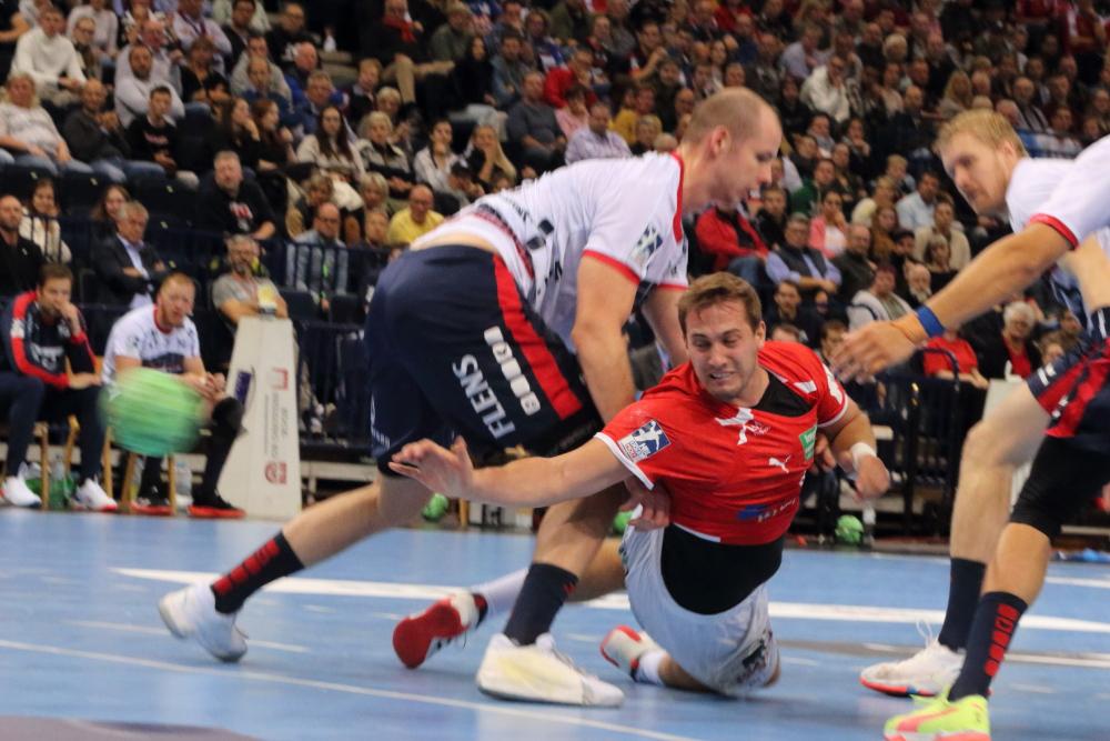 HSVH vs Flensburg