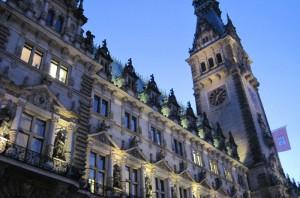 Rathaus-Hamburg